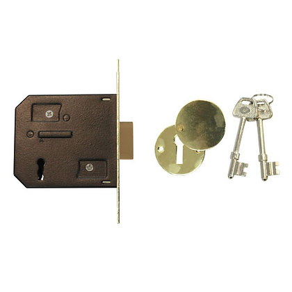 TSS 3 Lever Deadlocks