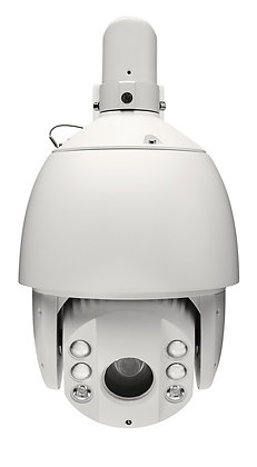 Abus Outdoor Analogue HD 30x PTZ Dome IR 1080p CCTV Camera