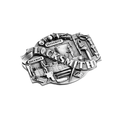 Lockmaster® Belt Buckle
