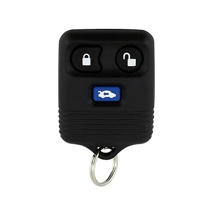 Ford Separate 3 Button Remote Case  - CASE ONLY
