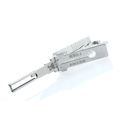 Lishi 2-in-1 Pick and Decoder for Citroën / Peugeot - MAN (HU83)