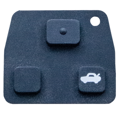 Rubber Replacement Buttons for Toyota / Lexus Remotes