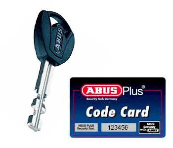 Abus Plus Keys By Code