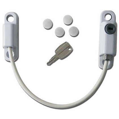 Chameleon Cable Window Restrictor