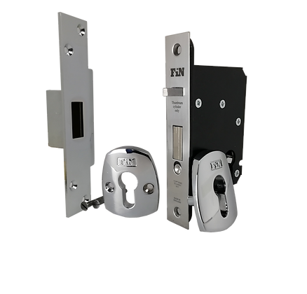 FinBolt British Standard Auto Locking Euro Deadlock