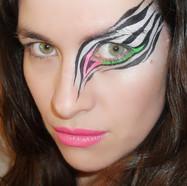 Face art London