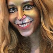 Lion-make up