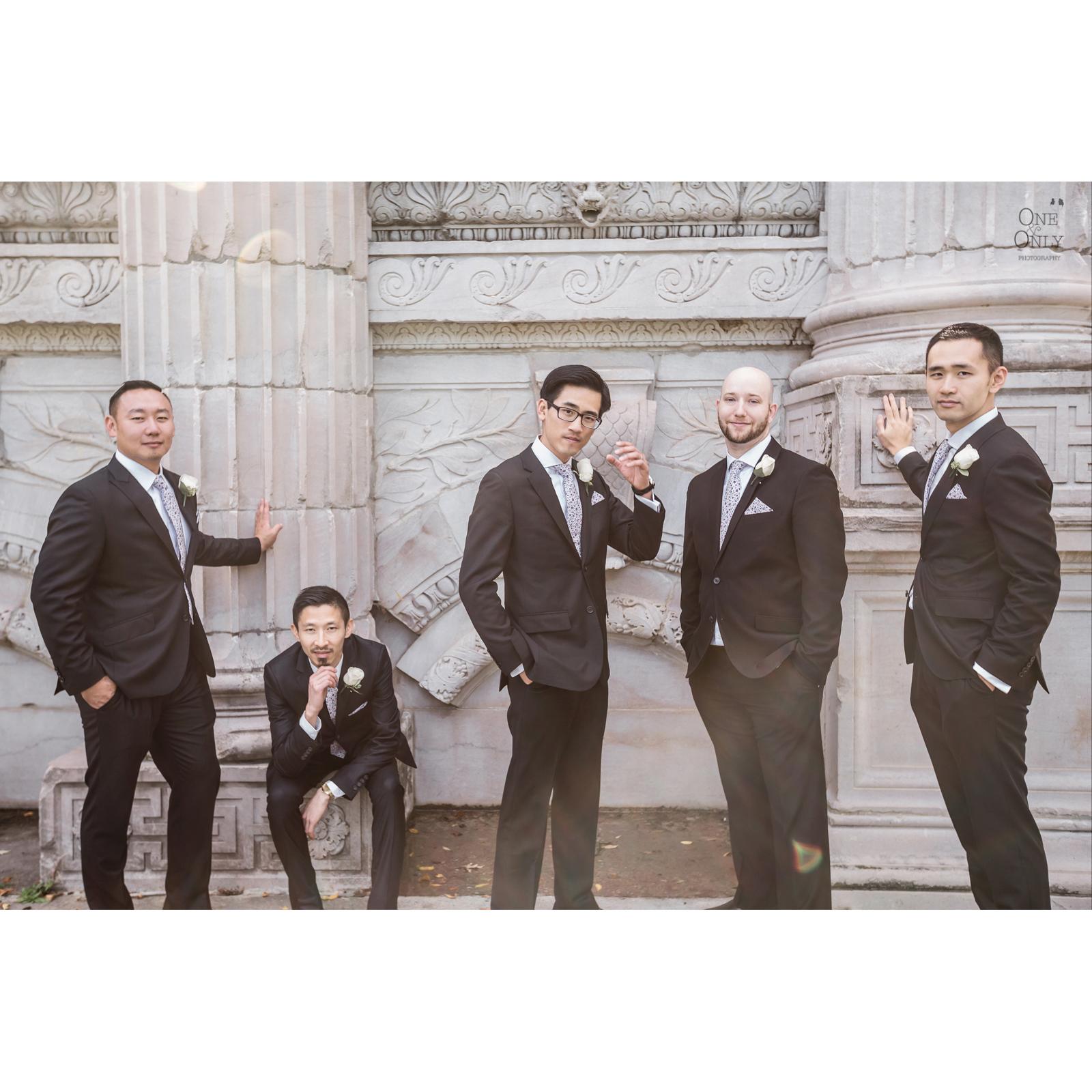 Summer + Mark's wedding da