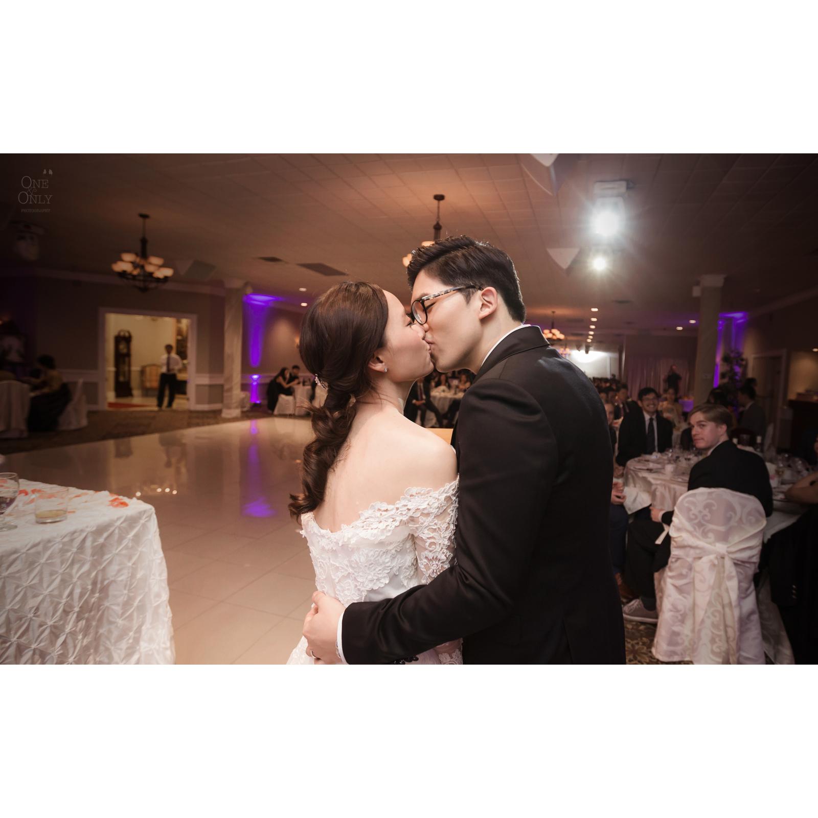 Arum + Peter's Wedding day