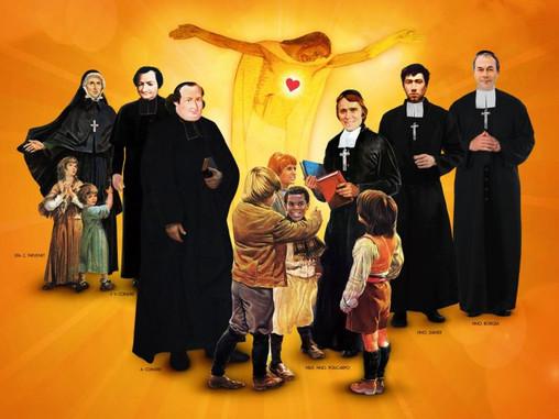 Releitura dos Fundadores e Primeiros Irmãos do Instituto dos Irmãos do Sagrado Coração