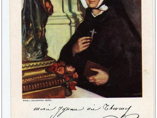 Fundadora das Irmãs de Jesus e Maria