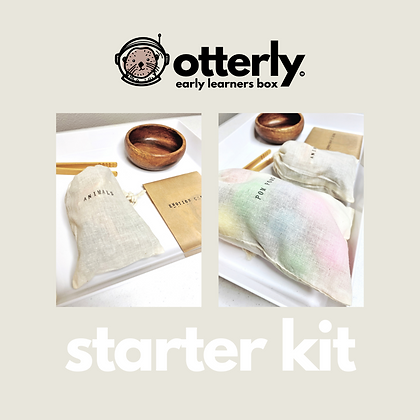Otterly Early Learners Box - Starter Kit