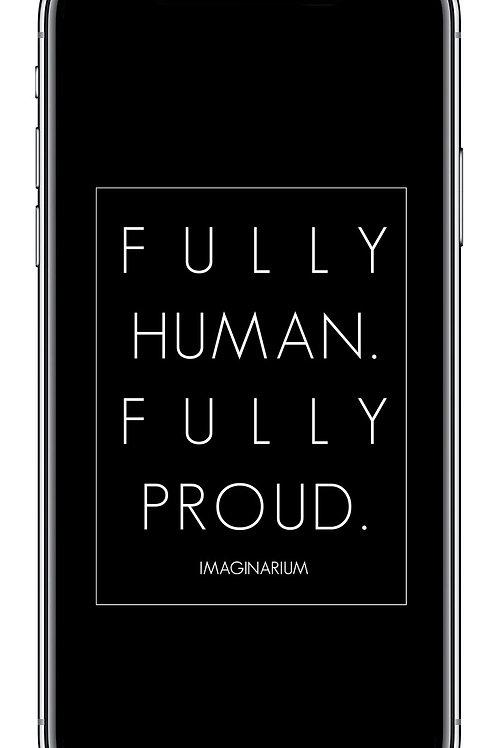 Fully Fully BLACK Mobile Wallpaper