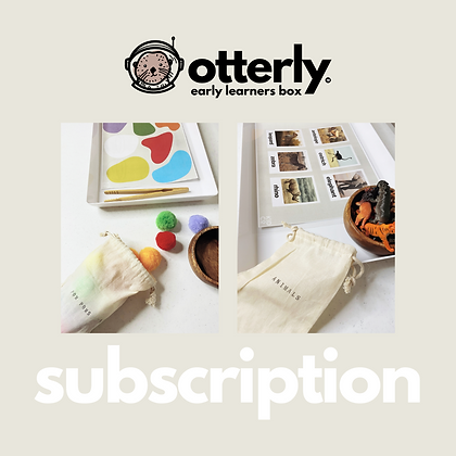 Otterly Early Learners Box Subscription