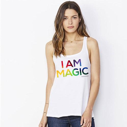 I Am Magic Tank Top