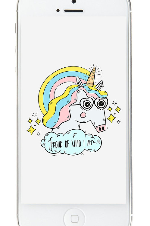 Unicorn Magic Mobile Wallpaper