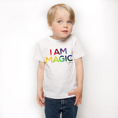 I Am Magic Kids T-Shirt
