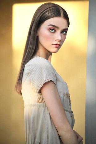 Model: Myrkia Jade
