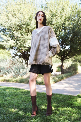 Model: Ruby Garthune