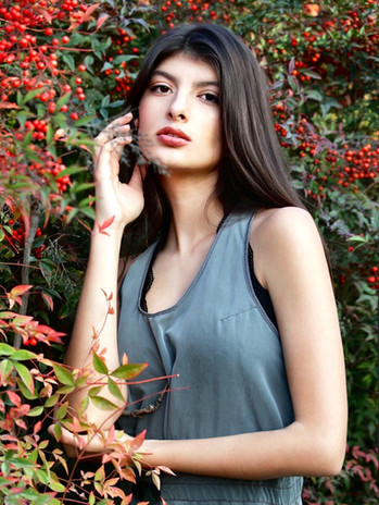 Model: Alaya Manzella