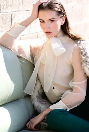 Model: Polina Boyd
