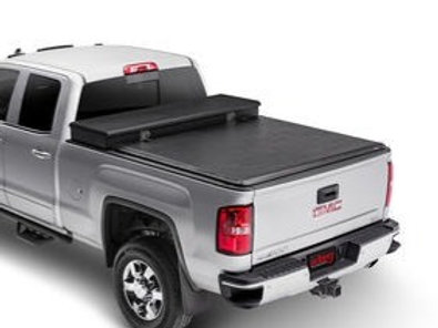 Truxedo Lo-Pro Made for Silverado with WeatherGuard Toolbox, 5.5' Bed