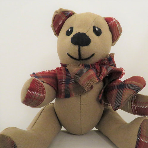 'Islay' Handcrafted Collectable Teddy Bear