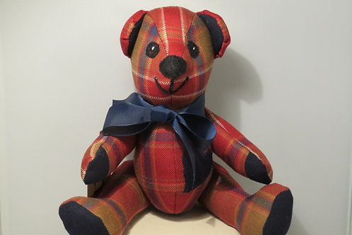 """""""Mull""""Dalriada Handcrafted Collectable Teddy"""