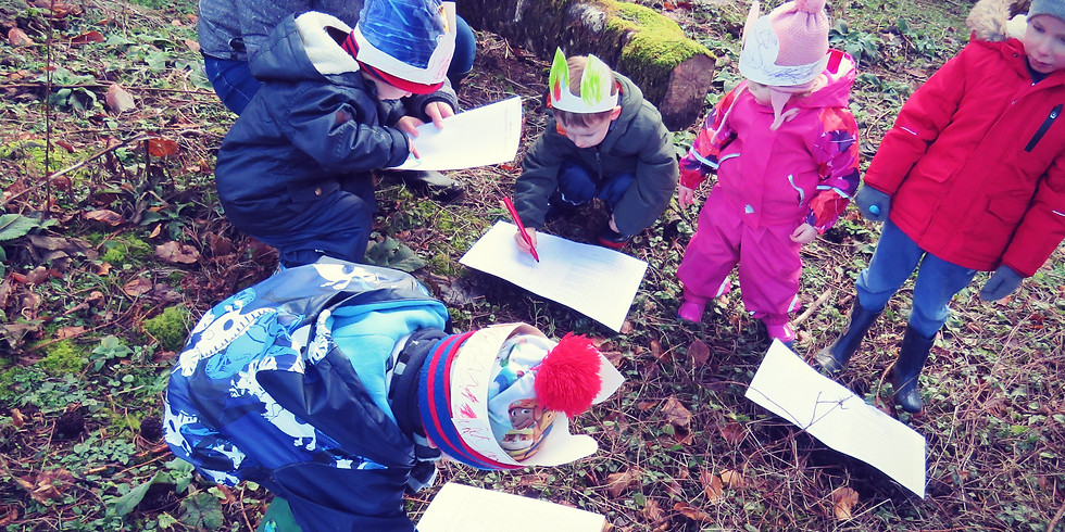 Jacobites Children's Workshop (4-12 Years)