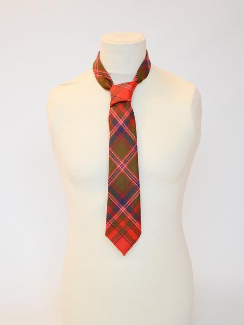Heritage MacDougall Tartan Gents Tie
