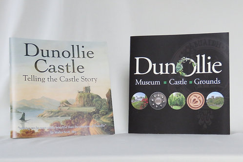 Dunollie Guidebook & Telling the Castle Story Twin Pack