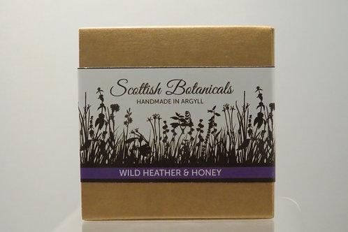 Wild Heather & Honey - Scottish Botanicals Soap