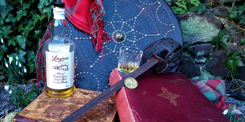 """""""Of Jacobites, MacDougall's & Drams"""" with Tasting"""