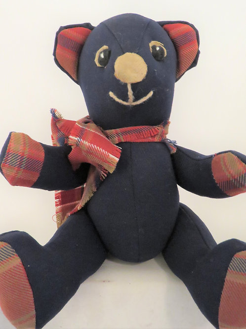 """""""Kintyre"""" Handcrafted Collectable Teddy"""