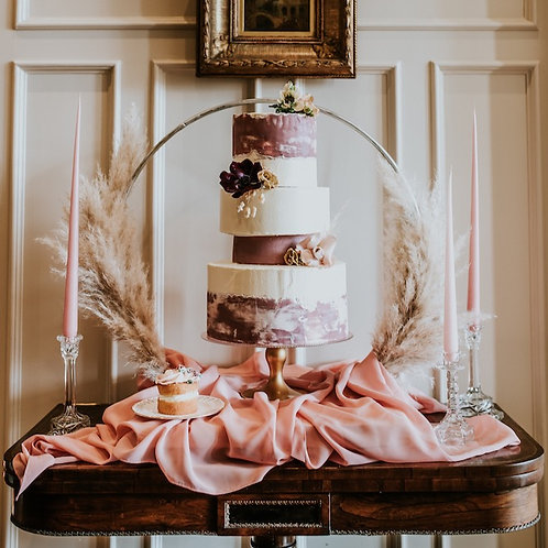 Wedding Cake Hoop Hire
