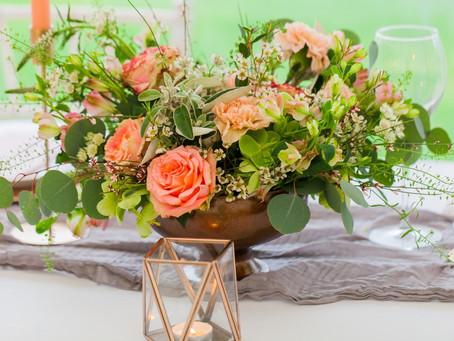 Elegant Marquee Wedding Inspiration