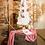 Thumbnail: Barn Wedding Cake Hoop Display