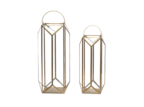 Extra Large Floor Lanterns