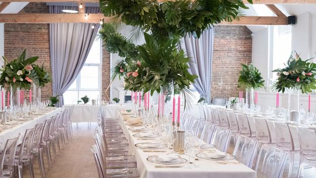 One Warwick Park Tropical Wedding Stylin