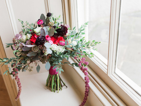 Moving Your Summer Wedding To Winter