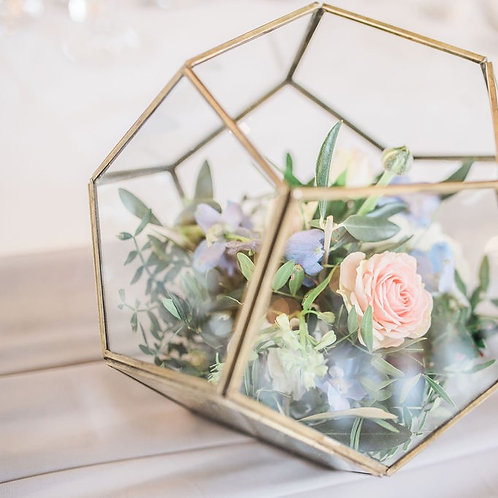 Terrarium Wedding Centrepiece