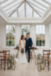 Orangery Wedding Essex