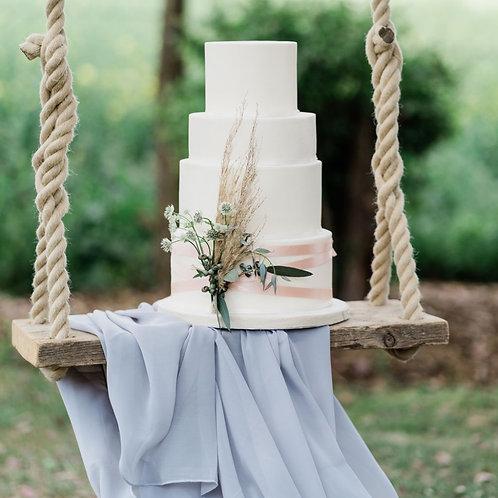 Wedding Cake Table Set Up Ideas