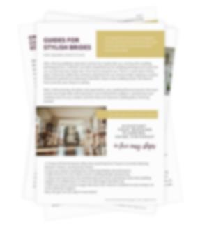 Pinterest Wedding Planning Guide
