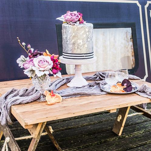 Regatta Cake Styling Props