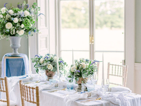 Fresh and Pretty Styling Ideas for Spring Weddings