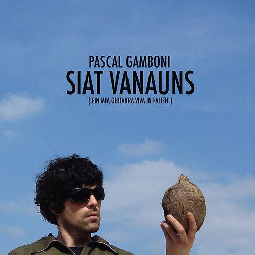 SIAT VANAUNS (CD)