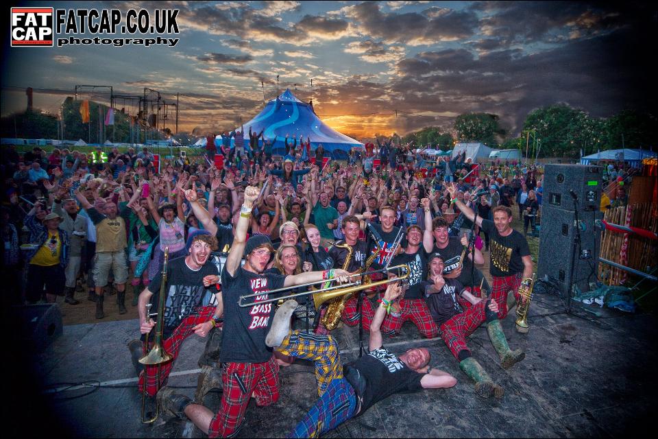 NYBB at Glastonbury Festival