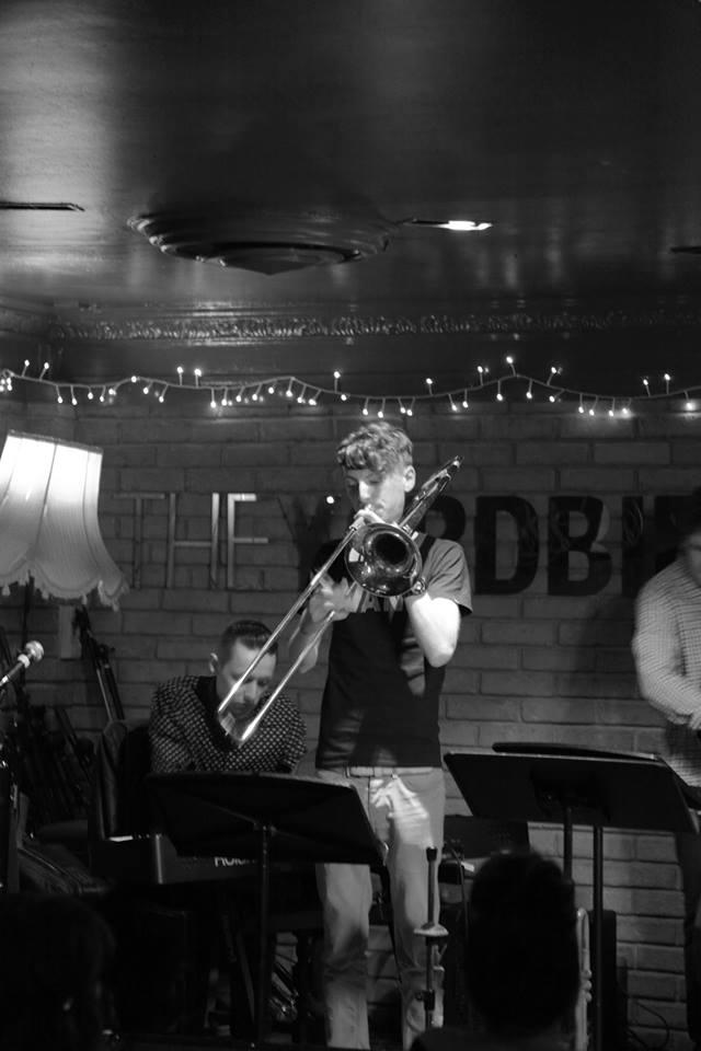 Yardbird Quintet Gig