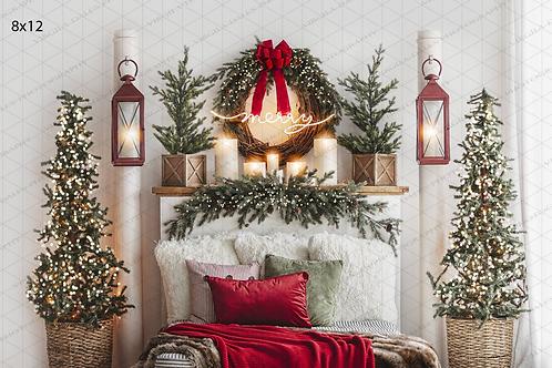Christmas 'Milk & Cookies' Set! DEPOSIT!